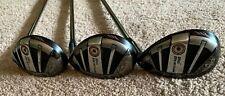 Callaway Golf Clubs, Big Bertha Hybrid set; 3, 4, 5; RH, good condition