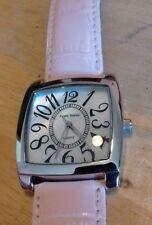 Vintage Sergio Valente watch, P-EDBDD running with new battery I