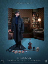 1/6 Collectible Action Figure Sherlock Holmes BIG Chief Studios Limited Edition
