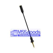 Authentic Lifeproof Iphone 4/ 4s/ 5/ 5c/ 5s Headset Adapter Black