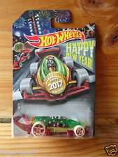Hot Wheels 2017 Happy New Year CARBONATOR (A+/A)