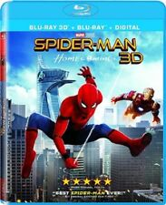 Spider-Man: Homecoming 3D 3D (used) Blu-ray * Only Disc Read Details