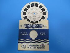 Sawyer's Viewmaster Reel,1950, Hollywood California  #219