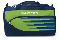 2020 NRL Sports Bag - Canberra Raiders - Team Travel School Sport Bag BNWT