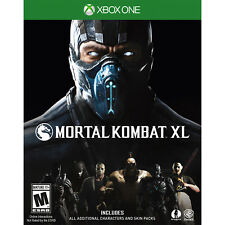Mortal Kombat XL Xbox One [Brand New]