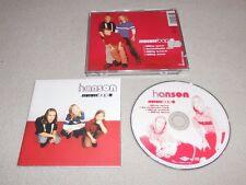 Single CD Hanson-Mmm Bop 4. tracks 1997 146