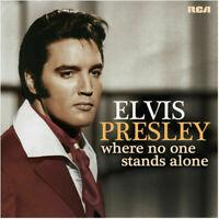 Elvis Presley WHERE NO ONE STANDS ALONE 140-gram Vinyl LP 2018 NEW/SEALED