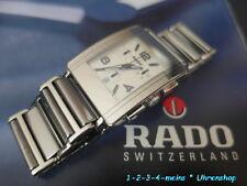 RADO Integral XL Chronograph * platinfarben * OVP & neuwertiger Zustand