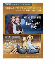 ON MOONLIGHT BAY / BY THE LIGHT OF SILVERY MOON (Doris Day) DVD  UK COMPATIBLE