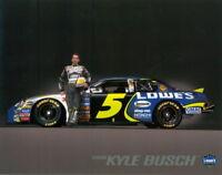 2006 Jeff Gordon Welk Resort Theatre Chevy Monte Carlo Branson NASCAR postcard