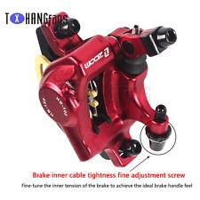 Bicicleta De Montaña Freno Hidráulico HB100 Plegable De Tracción De Cable Clip Clip De Freno de Disco Hidráulico ATF
