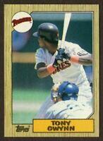 1987 Topps baseball Tony Gwynn #530 Lot of 100 Mint Cards