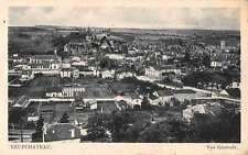 Neufchateau France Vue Generale Birds Eye View Antique Postcard J67528