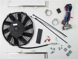 Revotec Electronic Cooling Fan Conversion Kit MG Midget 1500cc  - Negative Earth