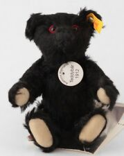 Steiff bears*Mohair Black Teddy bear 1912 -Ean 027352