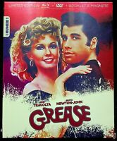 EBOND Grease Limited Edition (I Numeri 1) BLU-RAY + DVD + Booklet DS008028