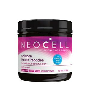 Neocell Collagen Protein Peptides Unflavored Powder Healthy Beautiful Skin PRO