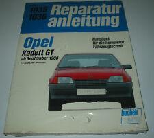 Reparaturanleitung Opel Kadett E GT 1,8 l / 2,0 l Motor ab September 1988 NEU!