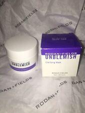 Rodan + Fields UNBLEMISH Clarifying Mask 50 ml/1.69 fl. oz. Sealed