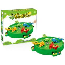 Hungry Frogs - Frog Frenzy Ball Catching Game, New Family Fun!