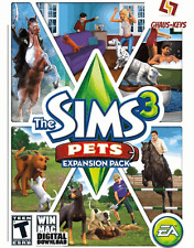 The Sims 3 Pets DLC Origin Key PC Download Game Code Game Global [Lightning Shipping]