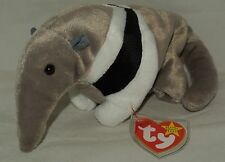 Ty Beanie Baby Ants the Anteater Retired