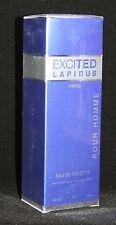 Ted Lapidus Excited Pour Homme Eau de Toilette EDT 50ml