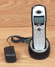 Genuine Uniden (TCX800) Cordless Phone, Charging Cradle & Power Supply **READ**