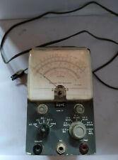 Heathkit Model V 7a Vacuum Tube Voltmeter