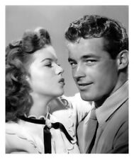 GUY MADISON SHIRLEY TEMPLE CUTE PORTRAIT