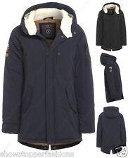 Cappotti e giacche impermeabile nero in inverno per bambini dai 2 ai 16 anni