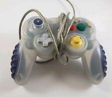 Mad Catz Nintendo GameCube Controller Clear