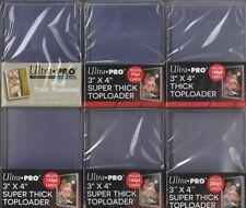More details for ultra pro top loader selection for thick cards,55pt,75pt,100pt,130pt,180pt,260pt