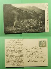 Dr Who 1911 Togo Agome Palimo Postcard To Lublen f51140