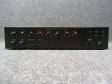 TOA A-903MK2 900 Series 2 Amplifier A-903MK2 W/4X-Aux *Tested*