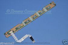 TOSHIBA Satellite L505-S5984 Laptop Power Button Board w/ Ribbon Cable