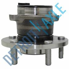 New REAR 2006-13 Mazda 3 5 ABS 5 Bolts Complete Wheel Hub and Bearing Assembly