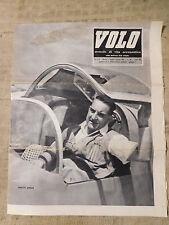 VOLO mensile di vita aeronautica n.7/8 1957- Enrico Meille - Modello ad elastico