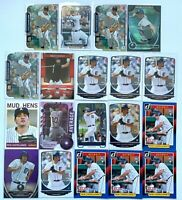 NICK CASTELLANOS Bowman Chrome Rookie Prospect Purple Refractor RC Card LOT
