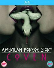 American Horror Story Complete Series 3 Blu Ray All Eps. Third 3rd Season UK