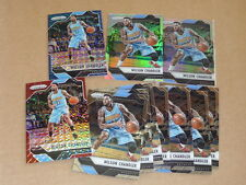2016/17 Panini Prizm WILSON CHANDLER LOT OF 11 SILVER REFRACTOR MOSAIC BLUE RED
