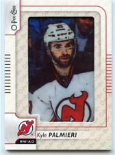 17/18 O-PEE-CHEE OPC PLAYER PATCH #P-18 KYLE PALMIERI DEVILS *38894