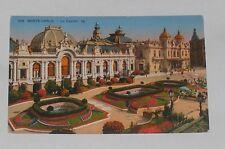 Monaco - Monte Carlo - Le Casino - Old Postcard