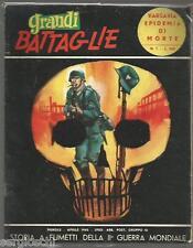GRANDI BATTAGLIE 1-APRILE 1965 -EDIZIONE ATTUALITà - ORIGINALE - COMICS WAR-GU1