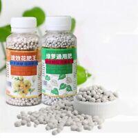 130g! Granule Plant Food organic NPK fertilizer for flower green radish  orchid
