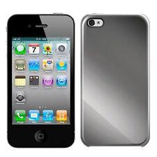 Custodia Simil Titanio per iPhone 4/4S Color Argento iLuv Gilt Titanium Case