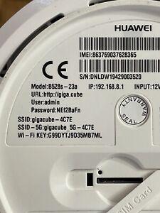 HUAWEI 4G 5G Router B528 LTE Cat6