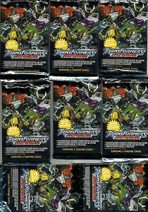 Transformers Armada Trading Cards Set Lot Fleer Sealed Pack Retired Wholesale 8