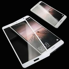 FULL verre blindé 0,26 mm fin H9 Blanc pour Sony Xperia XA1 ETUI COQUE