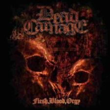 "Dead Carnage ""Flesh, Blood, Orgy"" CD [OLD SCHOOL DEATH METAL FROM CZECH]"